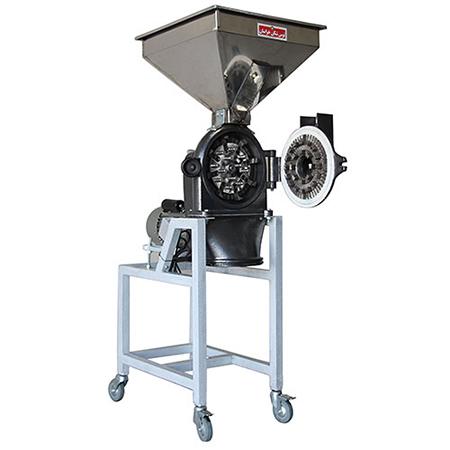 دستگاه آسیاب برقی صنعتی توس شکن خراسان مدل TS 2700