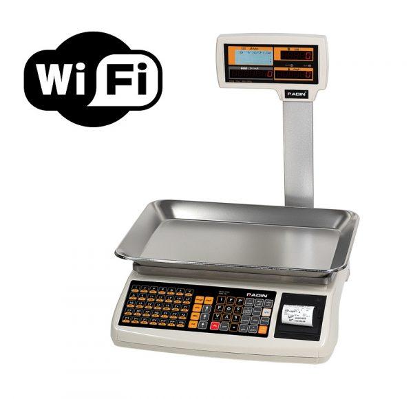 ترازو وای فای رادین مدل 6700 WiFi