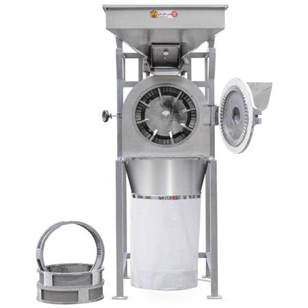 آسیاب صنعتی توس شکن خراسان مدل TS4500